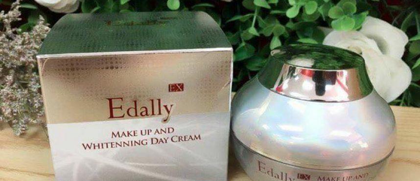 Kem trang điểm dưỡng trắng Edally có tốt không?