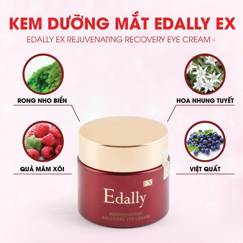 Kem dưỡng mắt Edally Ex Hàn Quốc