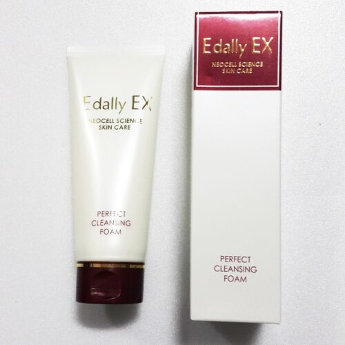 Sữa rữa mặt sạch sâu Edally Ex
