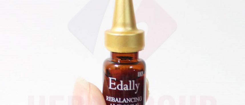 Review Huyết thanh Collagen tươi Edally bí kíp trẻ hóa làn da thần kỳ