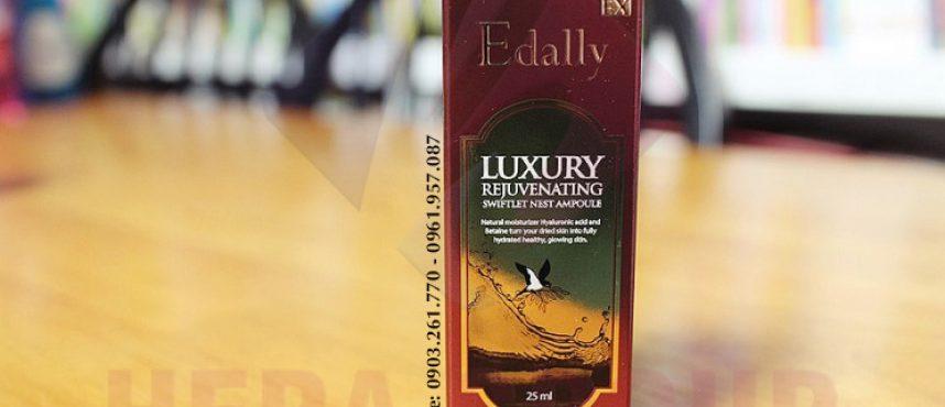 Huyết thanh tổ yến Edally mua ở đâu chính hãng?