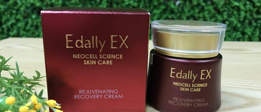 Kem dưỡng tái sinh phục hồi Edally có tốt không? Có trị được nám?