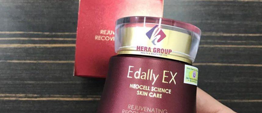 Kem dưỡng tái sinh phục hồi Edally giá bao nhiêu chính hãng?