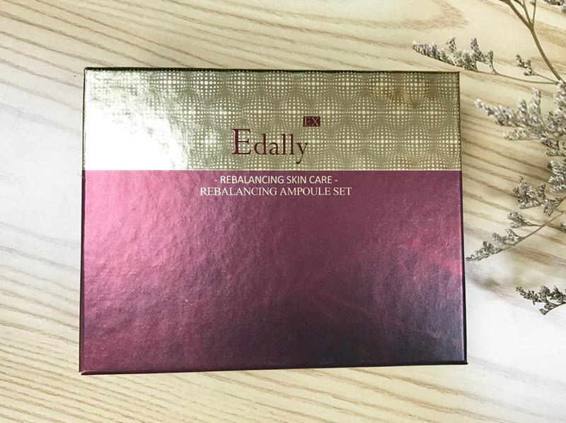 Review Huyết thanh Collagen tươi Edally