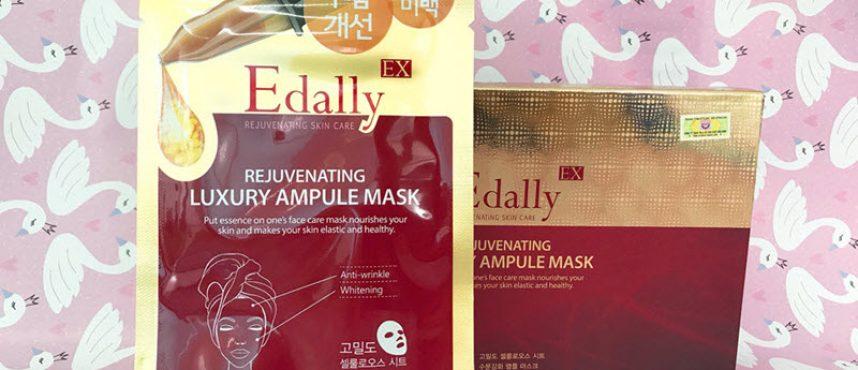 Mặt nạ trắng da Edally giá bao nhiêu? Mua ở đâu được giá tốt nhất?