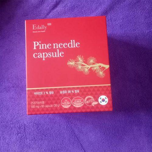 Tinh dầu thông đỏ edally-Myphamedally.net